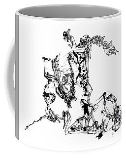 Tripped Coffee Mug