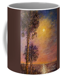 Tropical Moon Coffee Mug