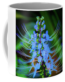 Tropical Plants And Flowers In Hawaii Coffee Mug