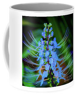 Coffee Mug featuring the photograph Tropical Plants And Flowers In Hawaii by D Davila