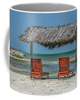 Tropical Vacation Coffee Mug