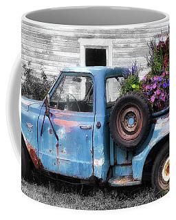 Truckbed Bouquet Coffee Mug