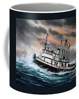 Tugboat Arthur Foss Coffee Mug