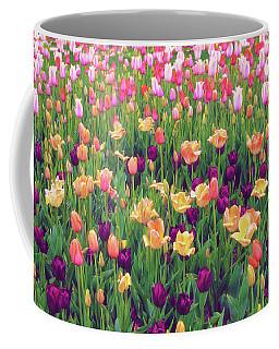 Tulip Field Coffee Mug