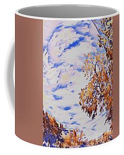 Turning And Turning Coffee Mug