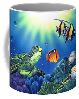 Turtle Dreams Coffee Mug