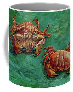 Two Crabs Coffee Mug