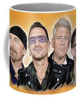 U2 Band Coffee Mug