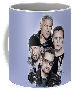 U2 Coffee Mug