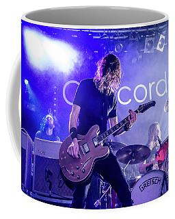Uk Foo Fighters Live @ Concorde 2 Coffee Mug