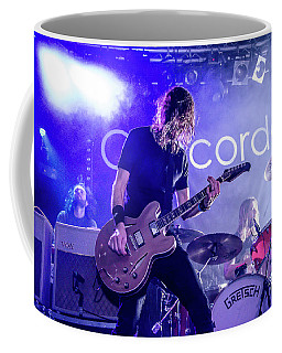 Uk Foo Fighters Live @ Concorde 2 Coffee Mug