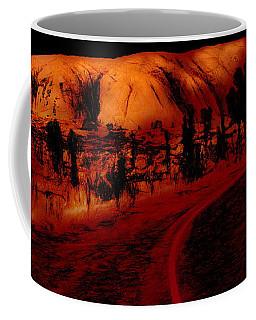 Uluru Sunrise Coffee Mug