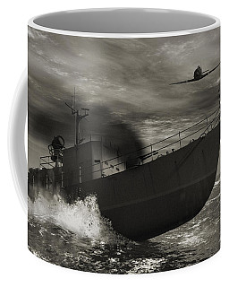 Under Attack  Coffee Mug
