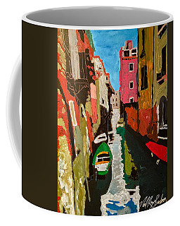 Unfinished Venice Italy  Coffee Mug