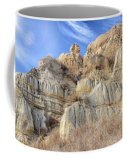 Unstable Cliffs Coffee Mug