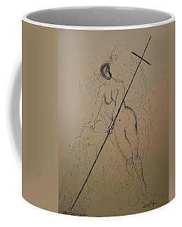 Unveiled Beauty Coffee Mug