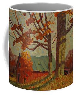 Upstate New York Coffee Mug