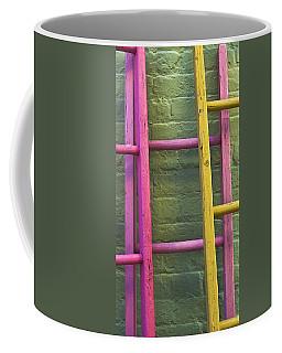 Upwardly Mobile Coffee Mug