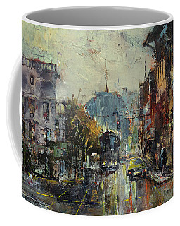 Urban Morning Coffee Mug