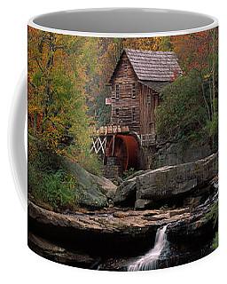Usa, West Virginia, Glade Creek Grist Coffee Mug