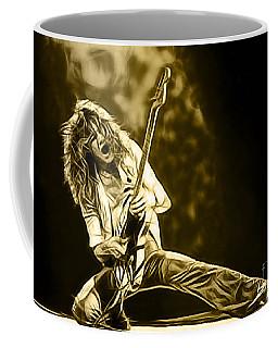 Van Halen Eddie Van Halen Collection Coffee Mug