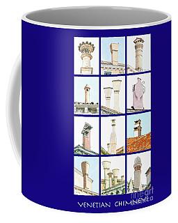 Venetian Chimneys Coffee Mug