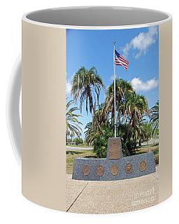 Venice Florida War Memorial Coffee Mug