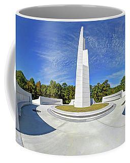 Veterans Freedom Park, Cary Nc. Coffee Mug