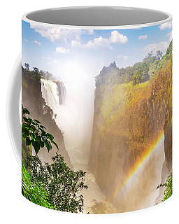 Victoria Falls Coffee Mugs Fine Art America