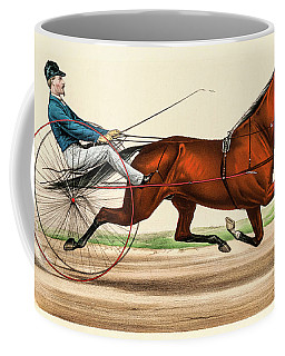 Victorian Jockey Coffee Mug