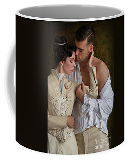 Victorian Lovers Coffee Mug