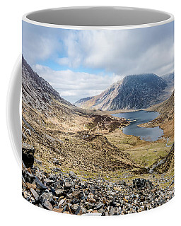 View From Glyder Fawr Coffee Mug
