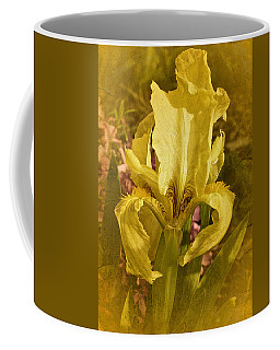 Vintage Dwarf Iris No. 2 Coffee Mug