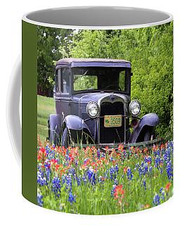 Vintage Ford Automobile Coffee Mug