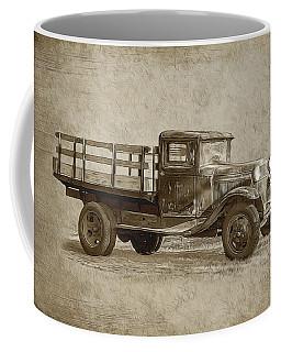 Vintage Truck Coffee Mug