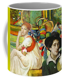 Visiting Matisse Coffee Mug