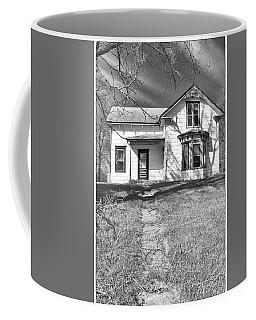 Visiting The Old Homestead Coffee Mug