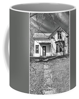 Visiting The Old Homestead Coffee Mug