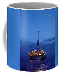 Visund In The Twilight Coffee Mug