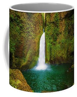 Wahclella Falls Columbia River Gorge Coffee Mug