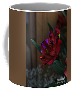 Coffee Mug featuring the photograph Waiting For You by Marie Neder