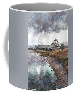 Walden Ponds On An April Evening Coffee Mug