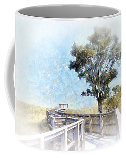 Walkway To Paradise Coffee Mug
