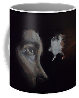 Walls Have Eyes Coffee Mug