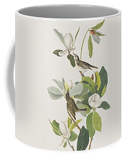 Warbling Flycatcher Coffee Mug