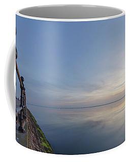 Watching The Sunset Coffee Mug
