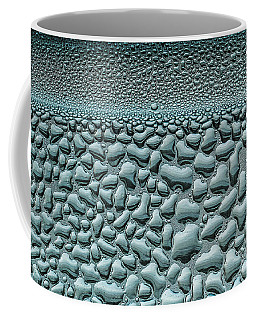 Coffee Mug featuring the photograph Water Drops by Vladimir Kholostykh
