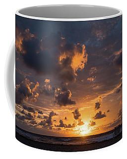 Watercolor Sunrise Delray Beach Florida Coffee Mug