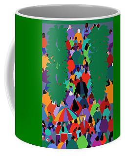 We The People Two Coffee Mug