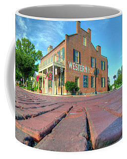 Western House Coffee Mug